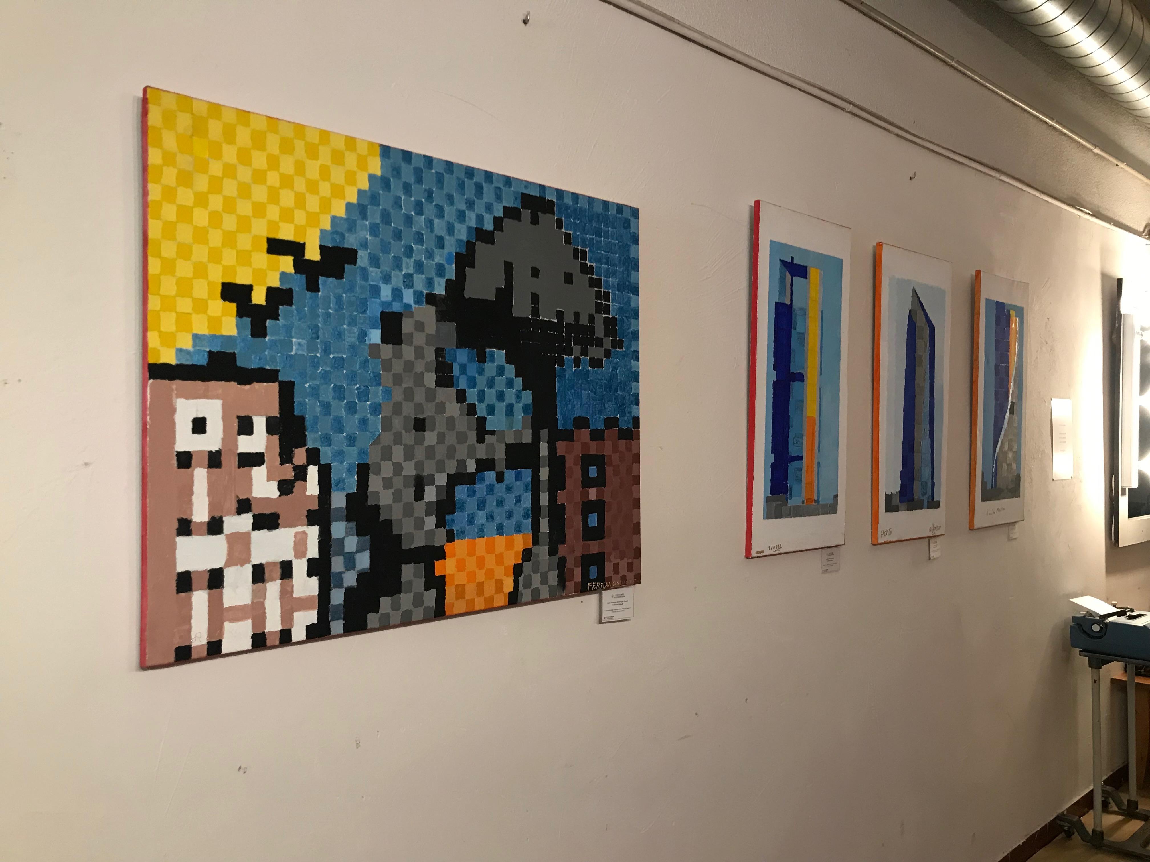 Exposición SALA GRADA